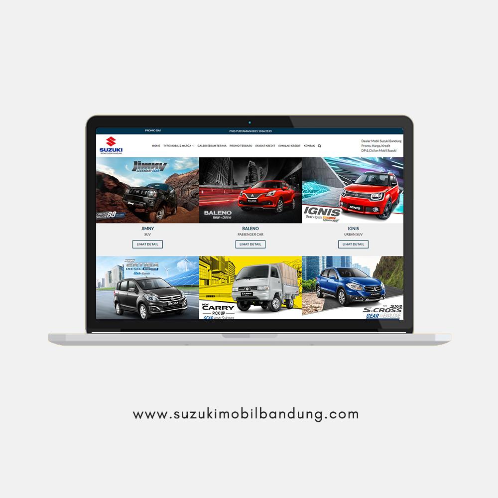 Suzuki bandung